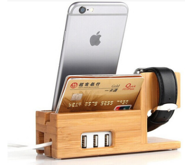 wood wall charger 989